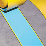 self adhesive floor marking tape signage systems